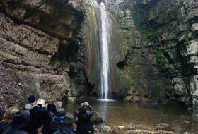 Cascate del Tuorno di Savoia di Lucania