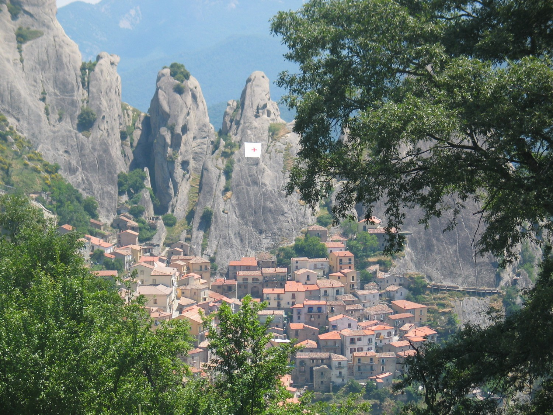 Quarto giorno: POTENZA/ DOLOMITI LUCANE (40 KM) CASTELMEZZANO