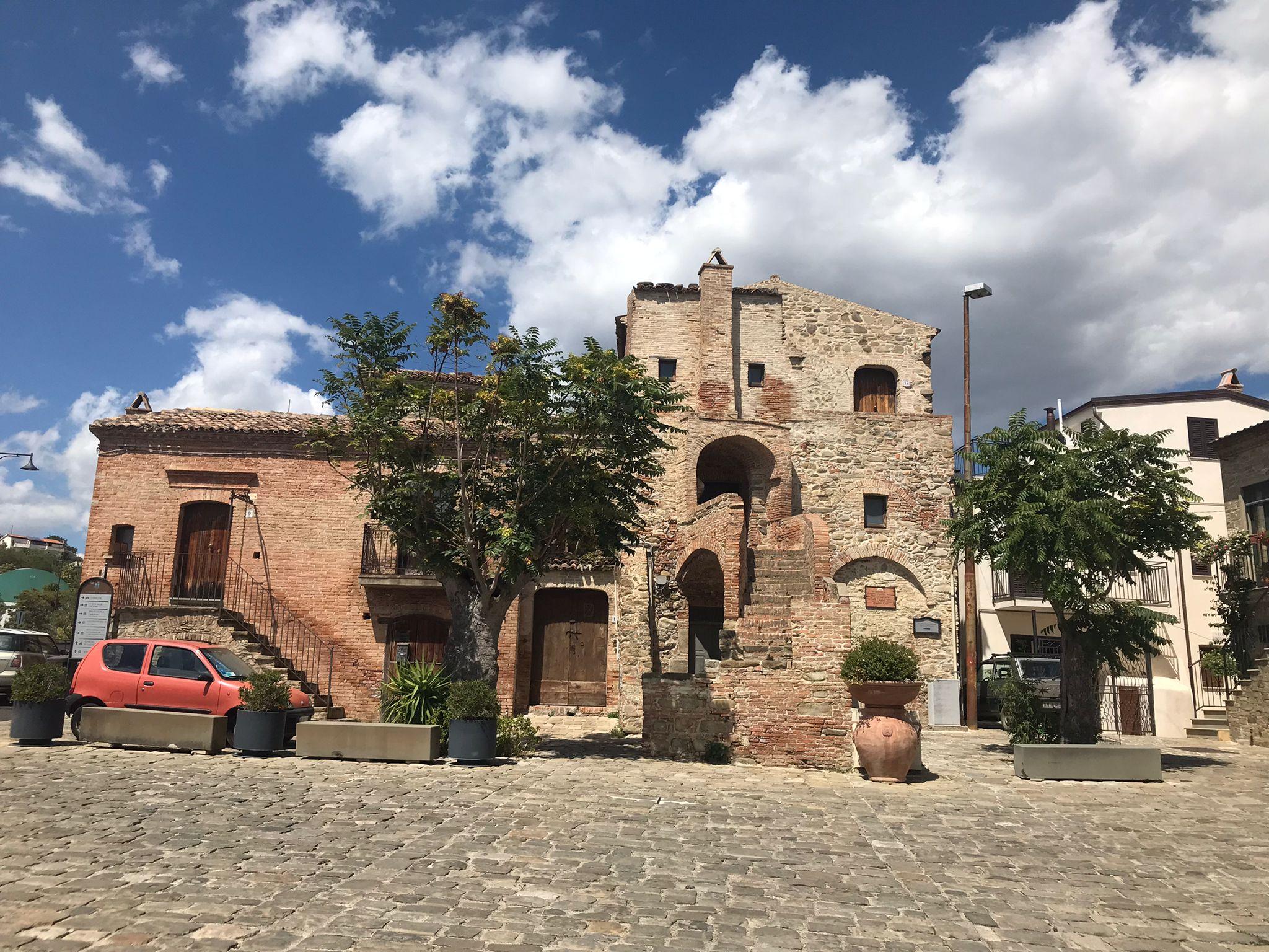 Terzo giorno: PISTICCI/ CRACO/ALIANO/SATRIANO DI LUCANIA (141 KM)